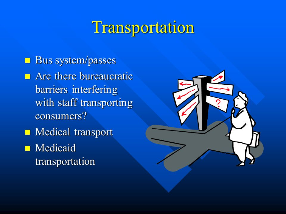 Transportation Bus system/passes