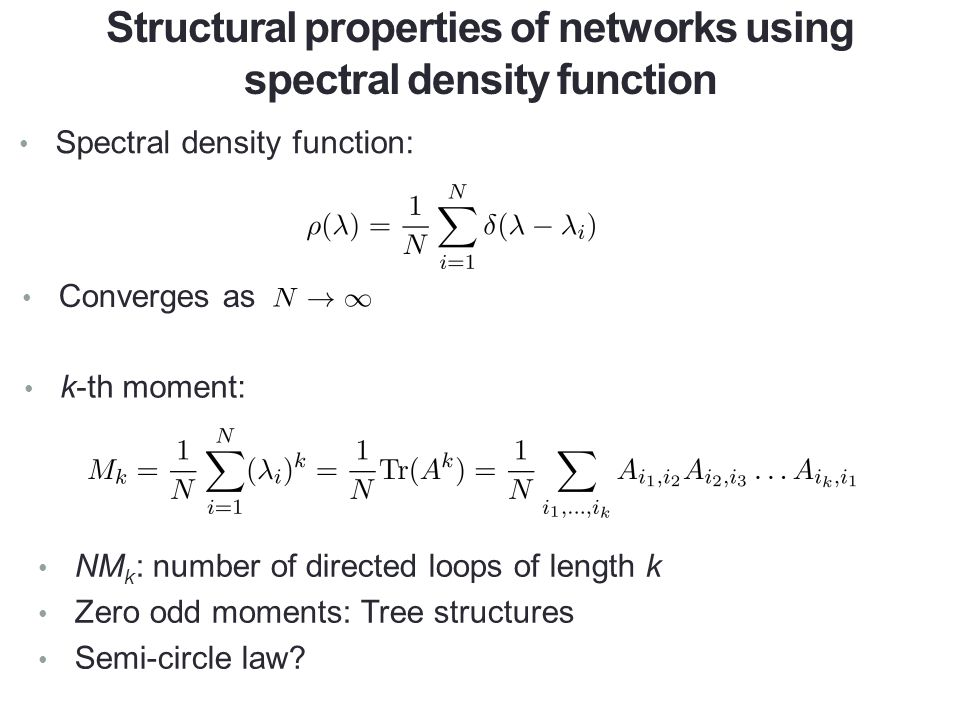 Regulatory networks have heavy-tailed eigenvalue distributions