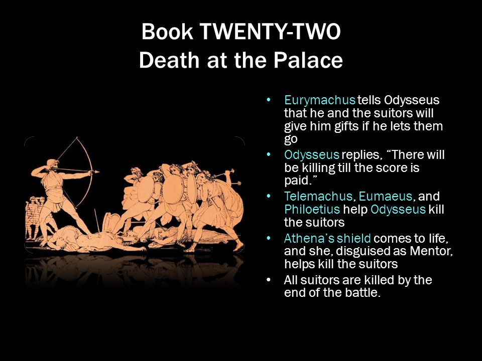 Book TWENTY-TWO Death at the Palace
