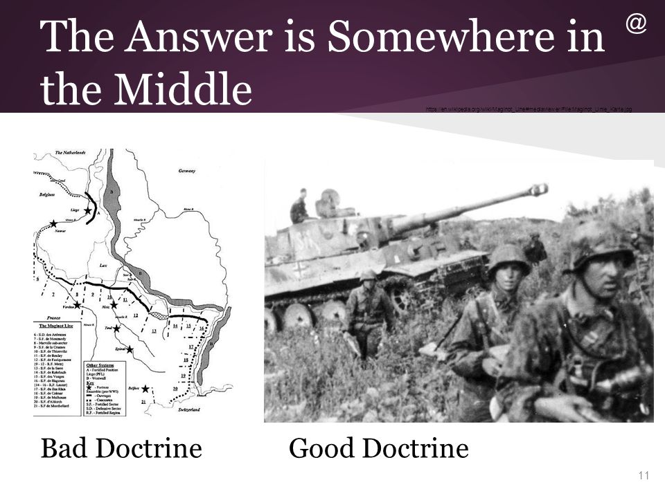 Sources of Military Thought