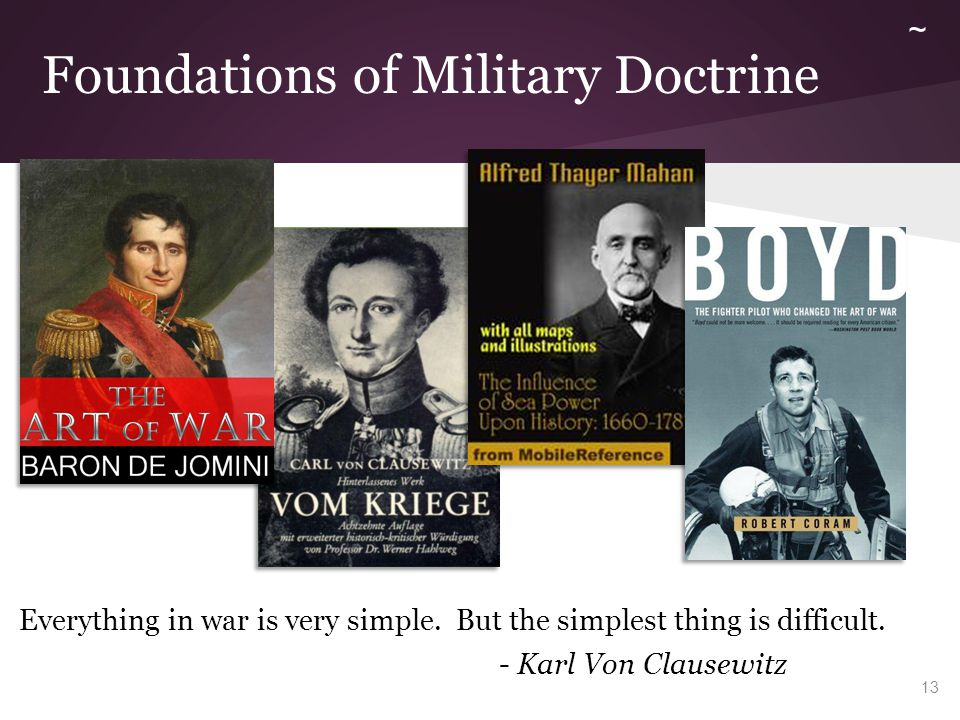 Cornerstones of US Army Doctrine