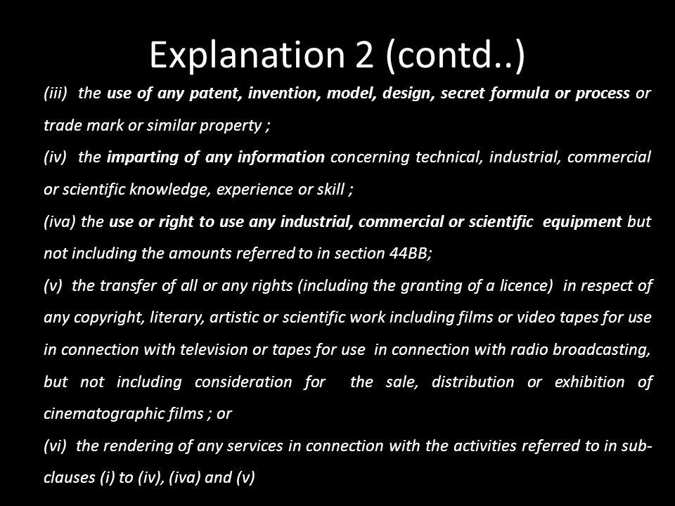 Explanation 2 (contd..)