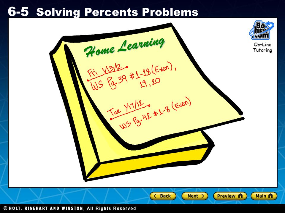Home Learning On-Line Tutoring 15