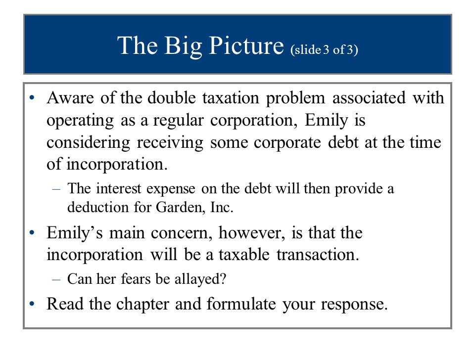 The Big Picture (slide 3 of 3)