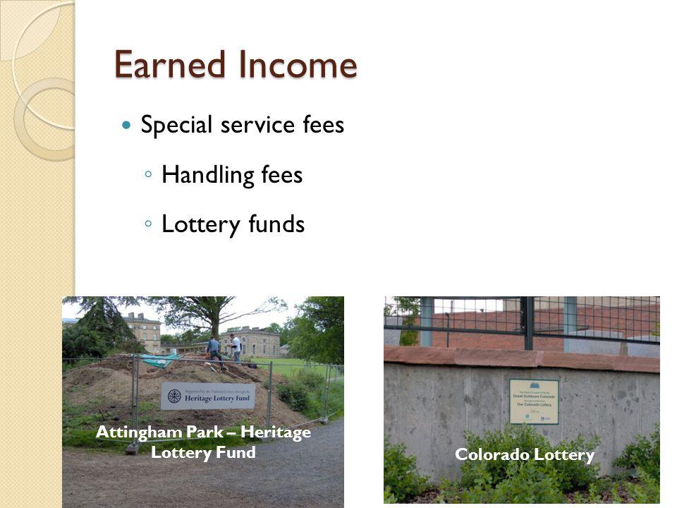 Attingham Park – Heritage Lottery Fund
