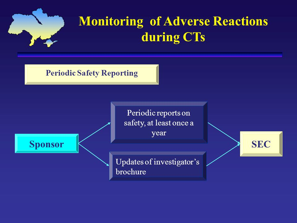 Monitoring of Adverse Reactions during CTs Periodic Safety Reporting