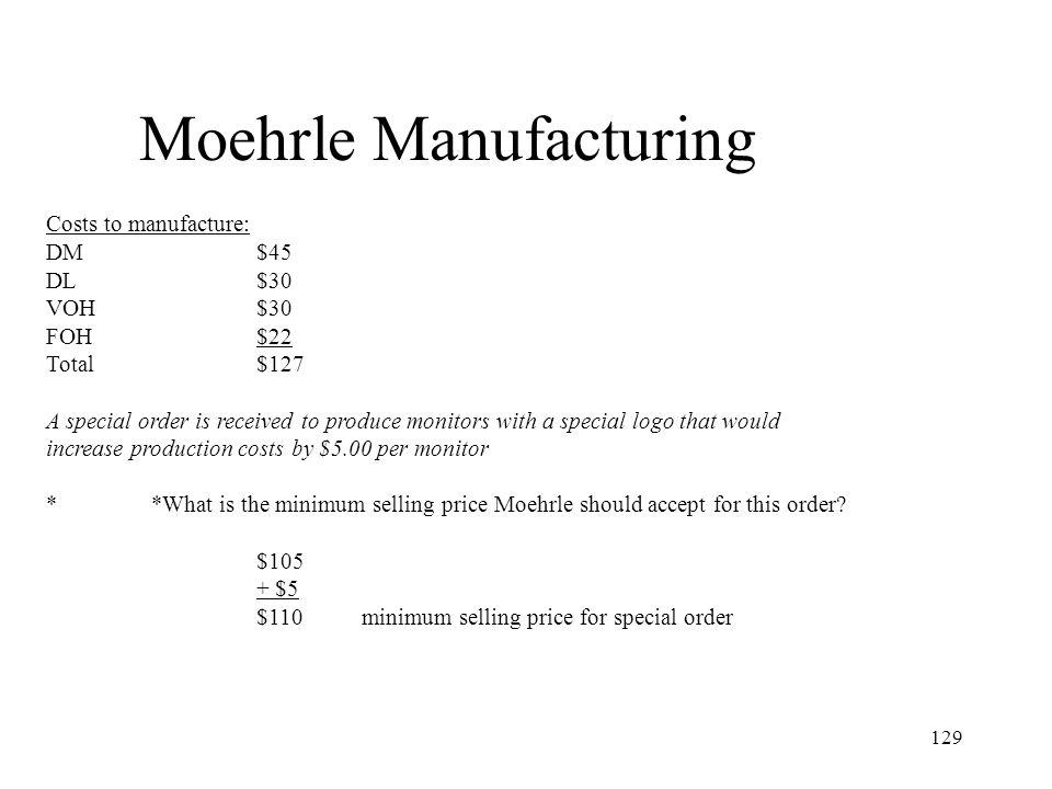 Moehrle Manufacturing