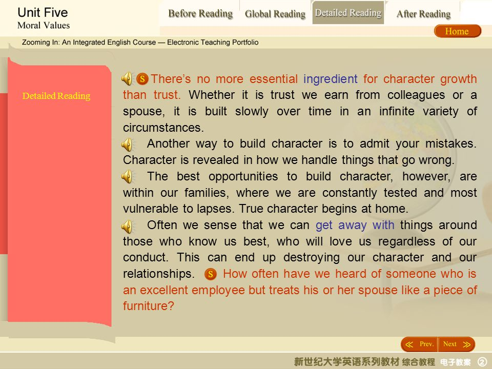 Detailed Reading_t7