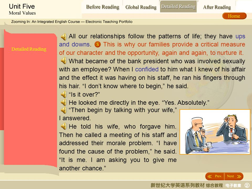 Detailed Reading_t8