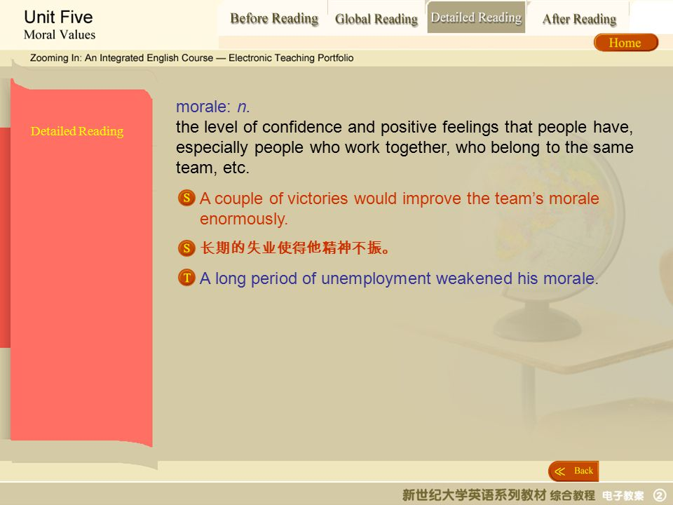 Detailed Reading_ morale