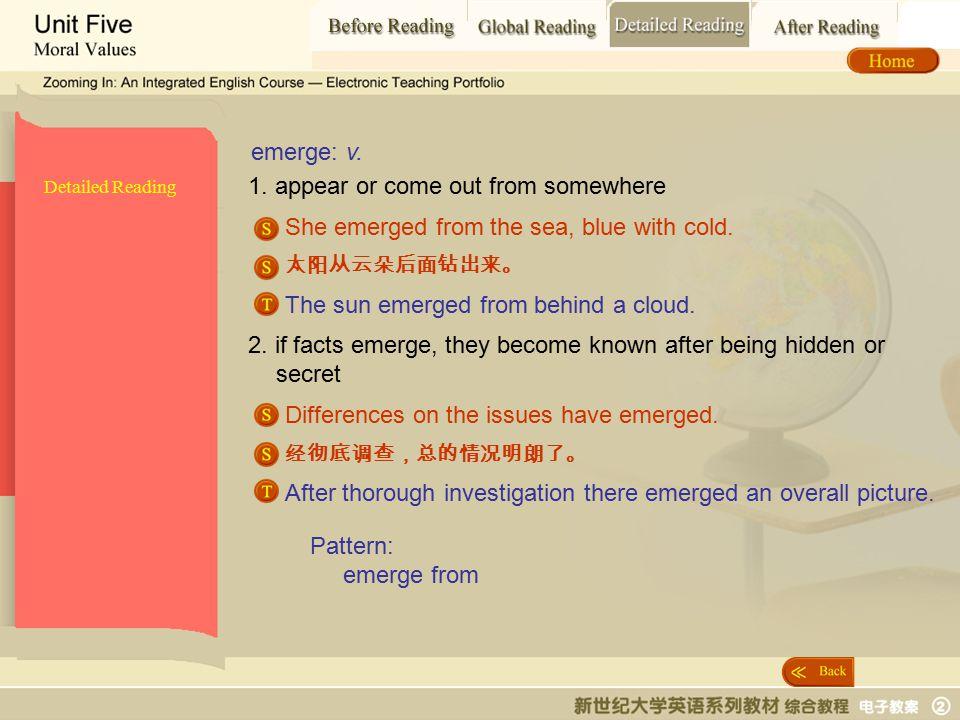 Detailed Reading_ emerge