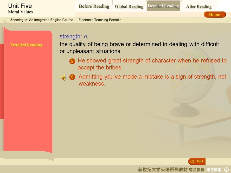 Detailed Reading_ strength