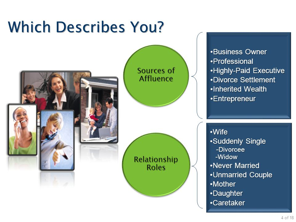 Which Describes You Business Owner Professional Highly-Paid Executive