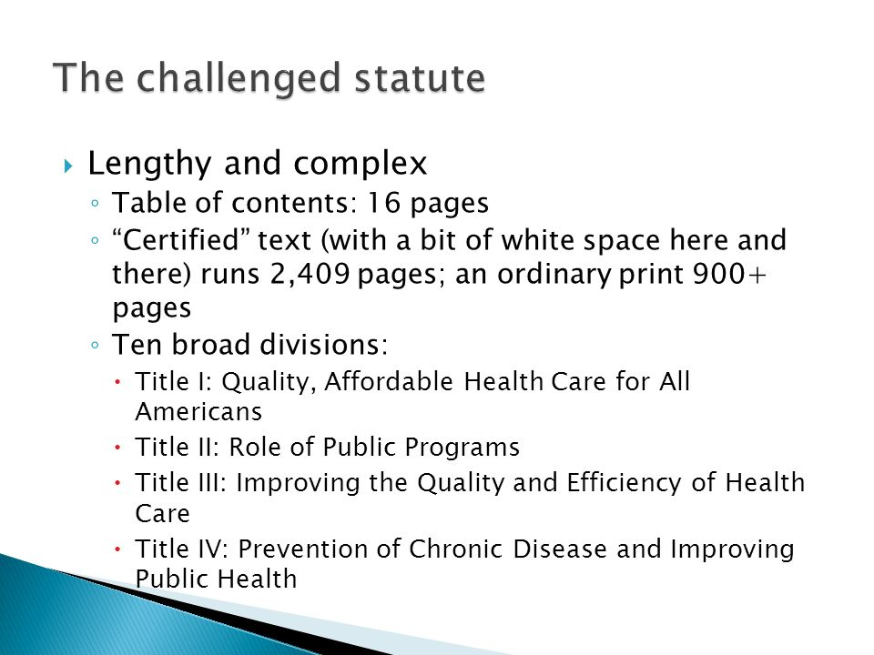 The challenged statute