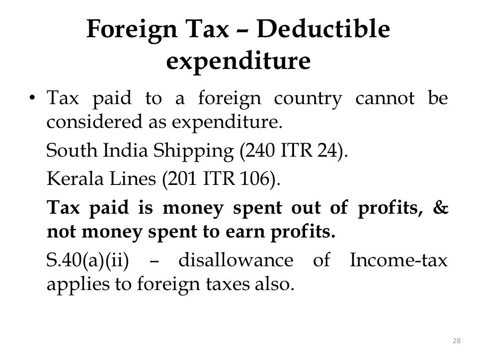 kerala taxes in