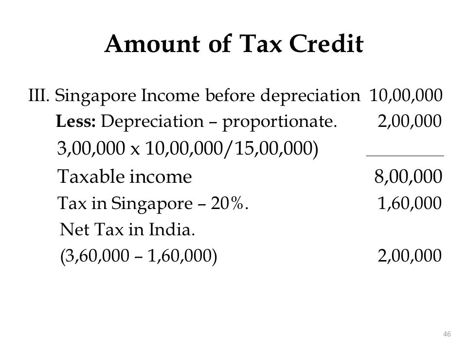 PE Losses COR follows Exemption Method. Year 1 Year 2 Income in COR