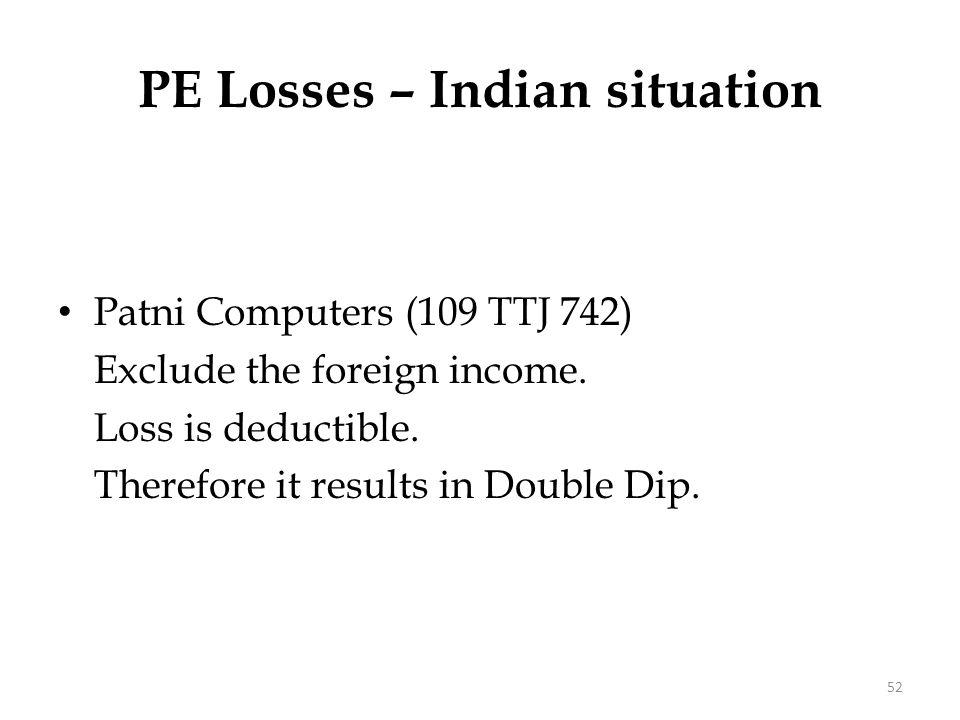 Pick and Choose U.S. Treasury Explanation – India– U.S. DTA.