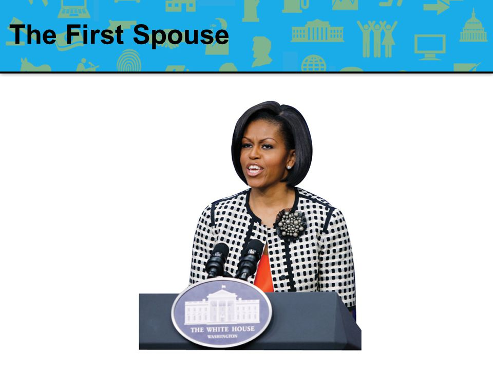 The First Spouse