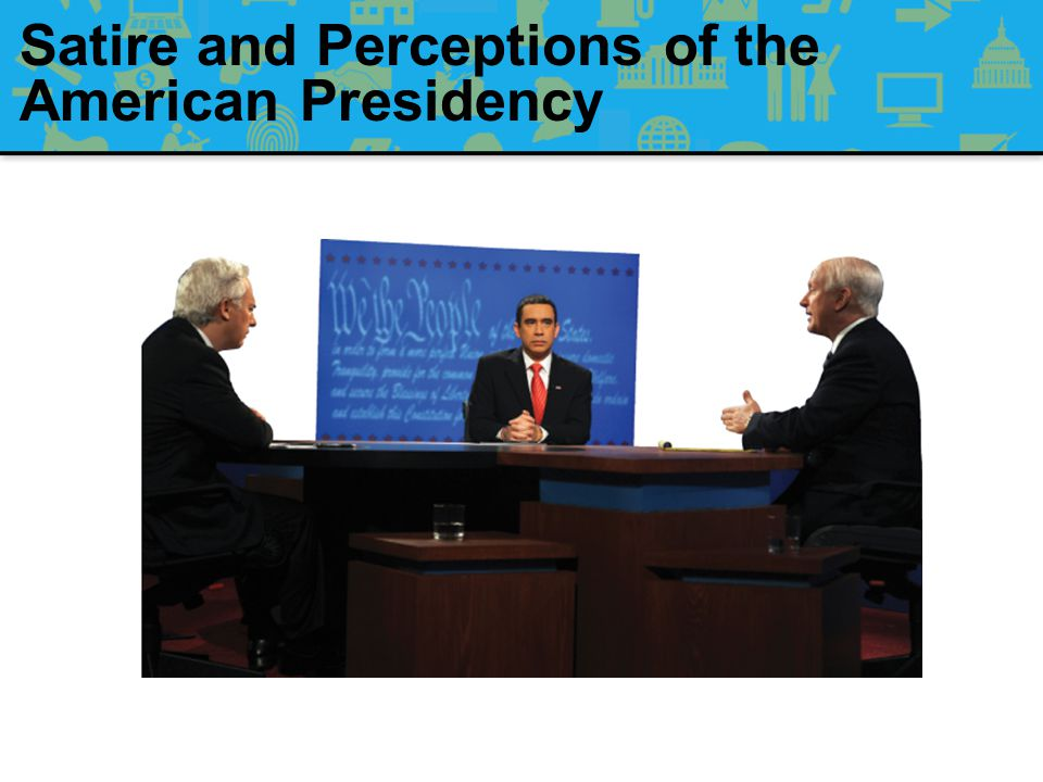 Satire and Perceptions of the American Presidency