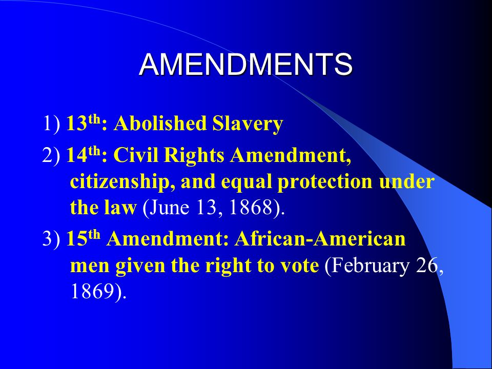 the methods of protecting the civil rights of african americans Many other nations also grant both civil rights and civil liberties to their citizens through the 20th-century struggle to expand civil rights for african americans involved the national association for in a further extension of civil-rights protection, the americans with.