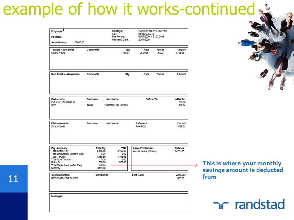 example of how it works-continued