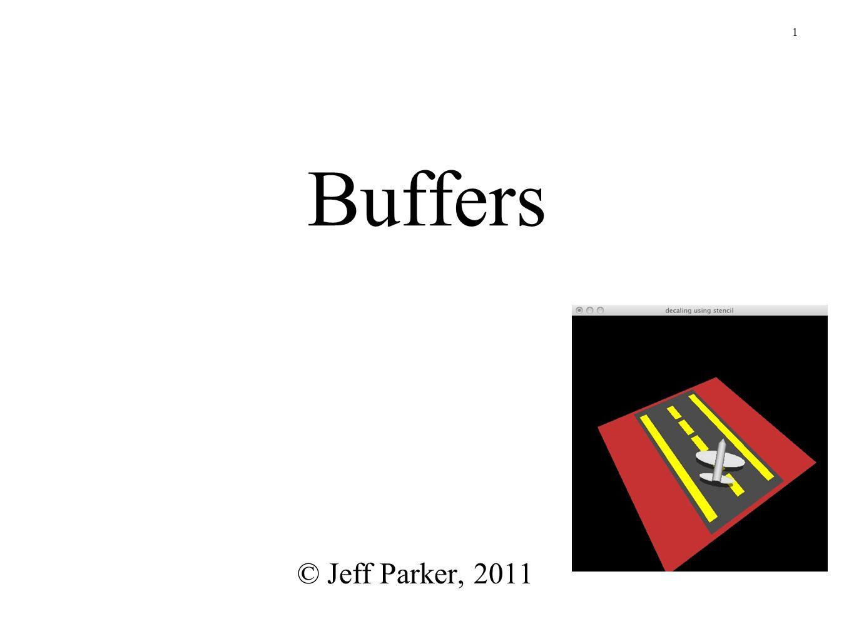 Buffers © Jeff Parker, 2011