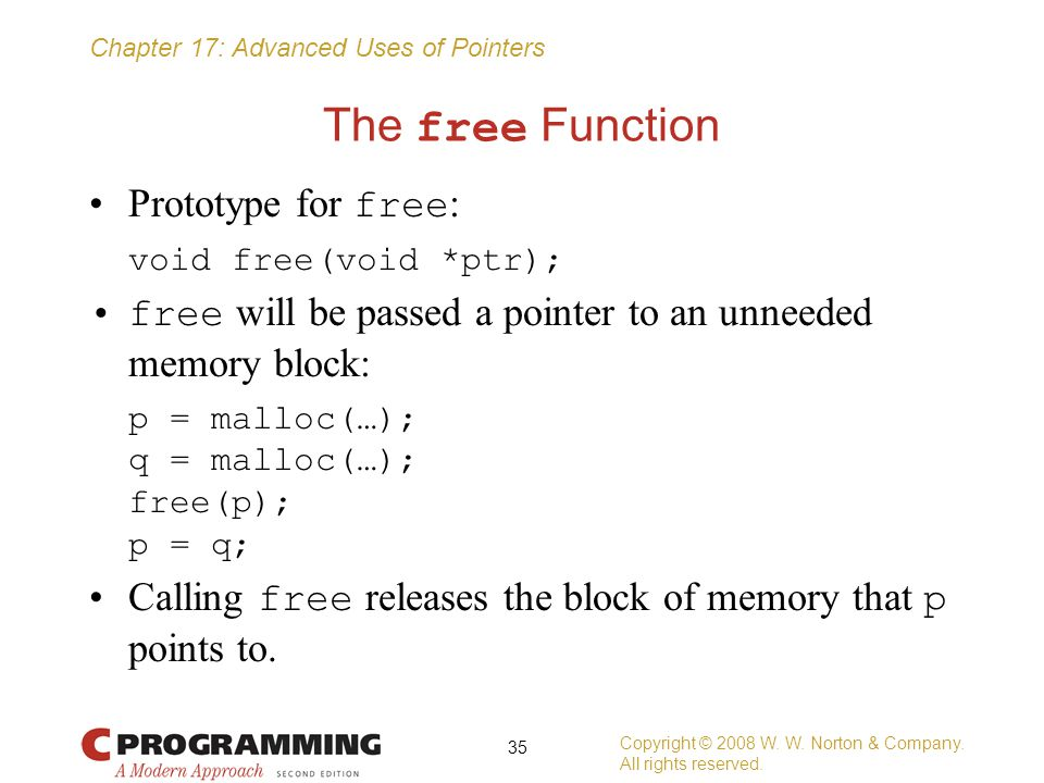 The free Function Prototype for free: