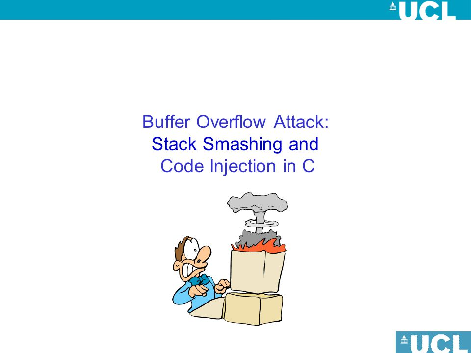 Buffer Overflow Attack: Stack Smashing and Code Injection in C