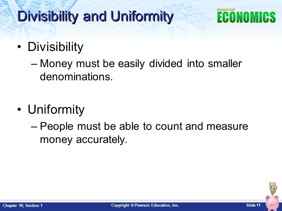 Divisibility and Uniformity