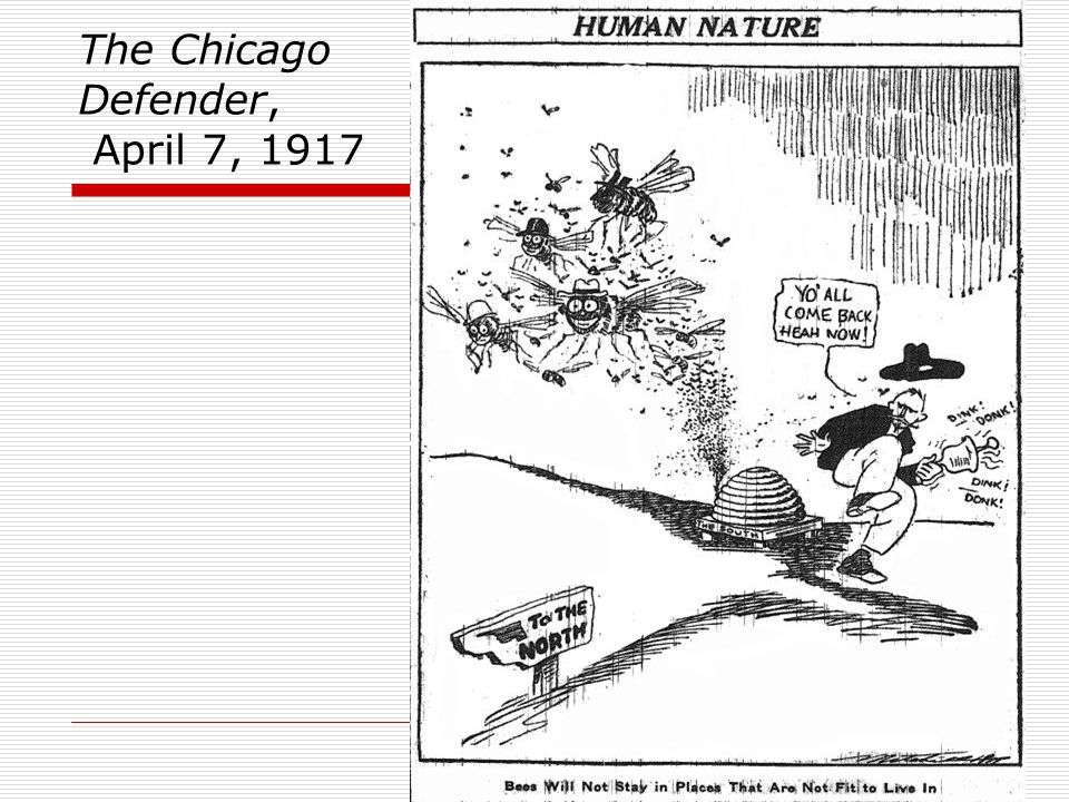 The Chicago Defender, April 7, 1917