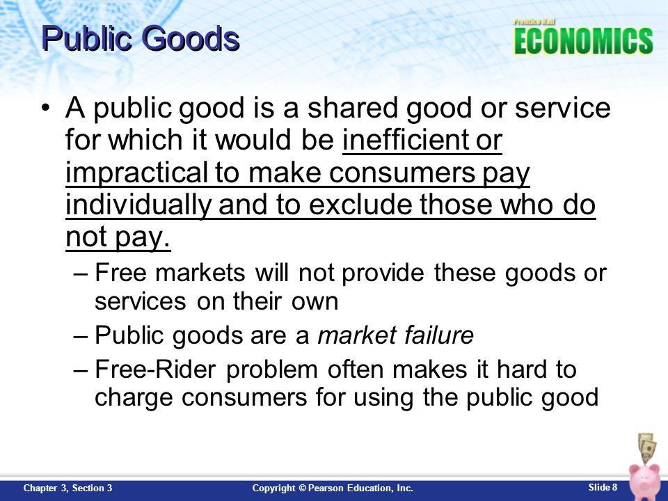 Public Goods