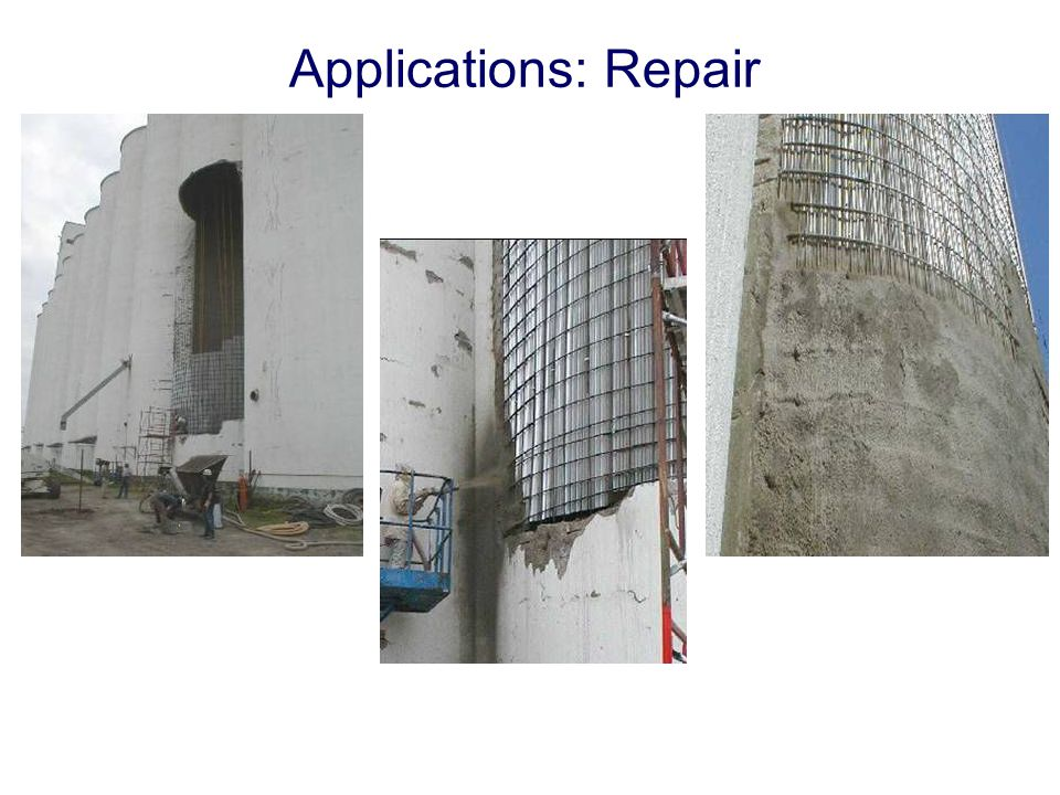 Applications: Repair