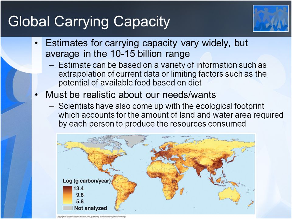Global Carrying Capacity
