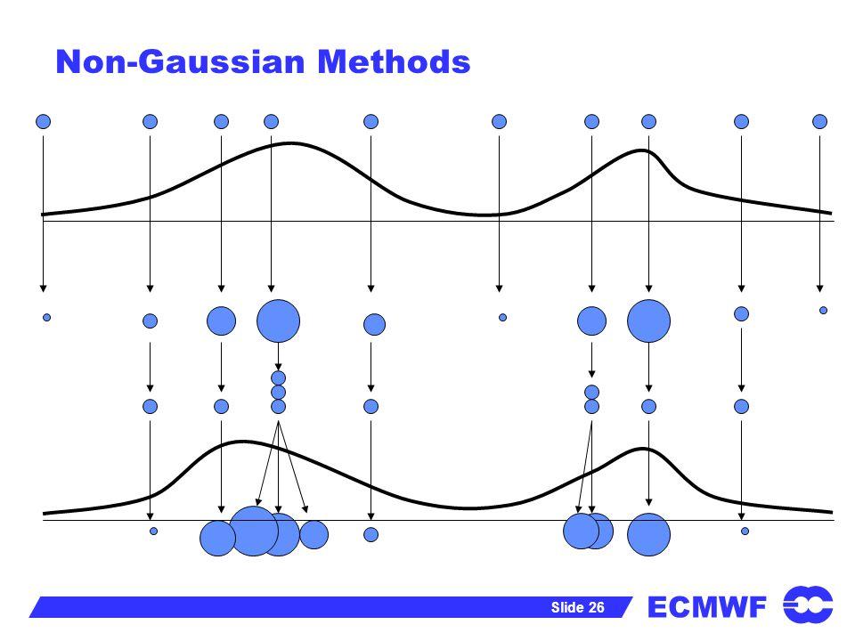Non-Gaussian Methods