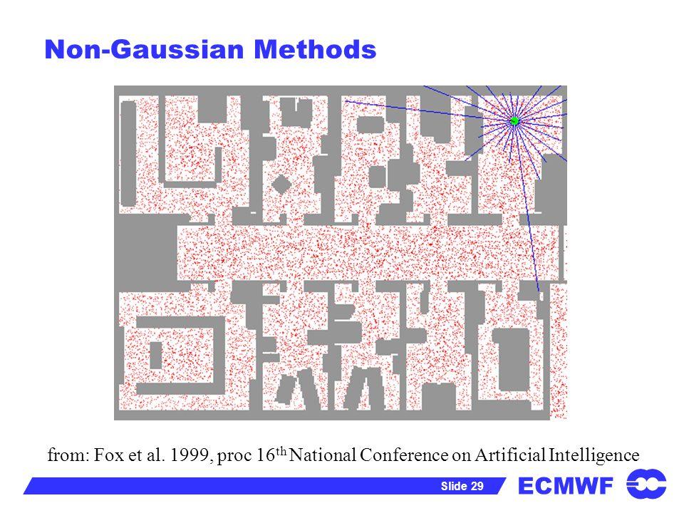 Non-Gaussian Methods from: Fox et al.