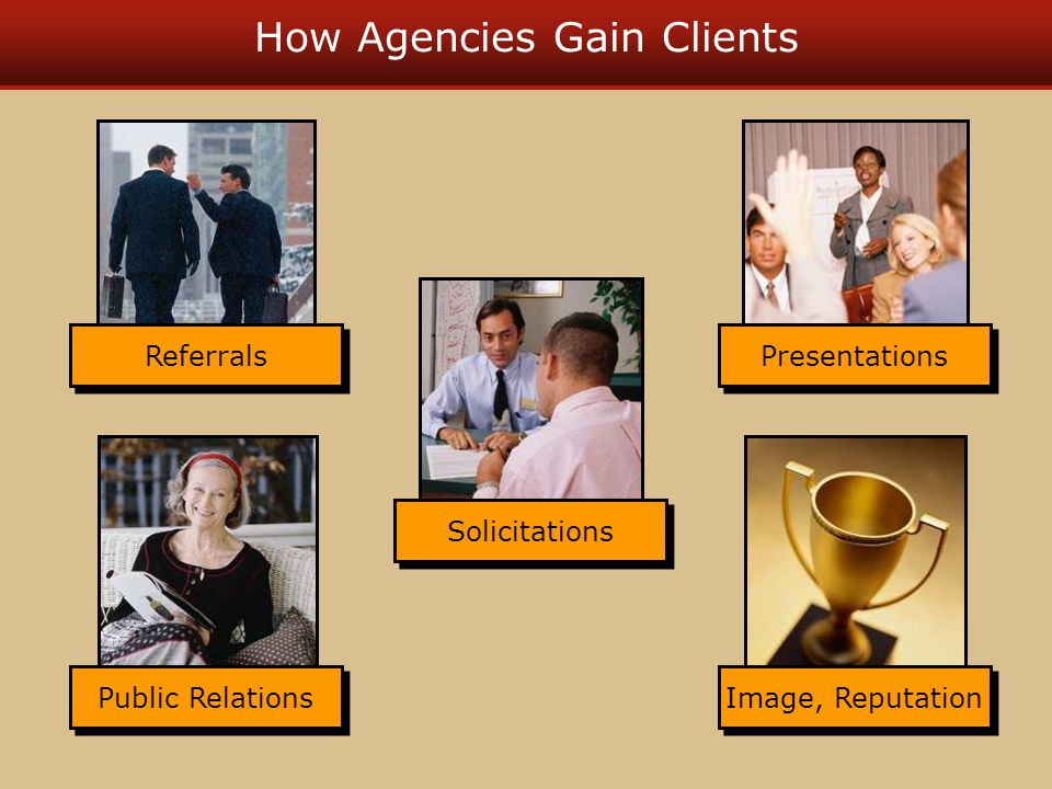 How Agencies Gain Clients