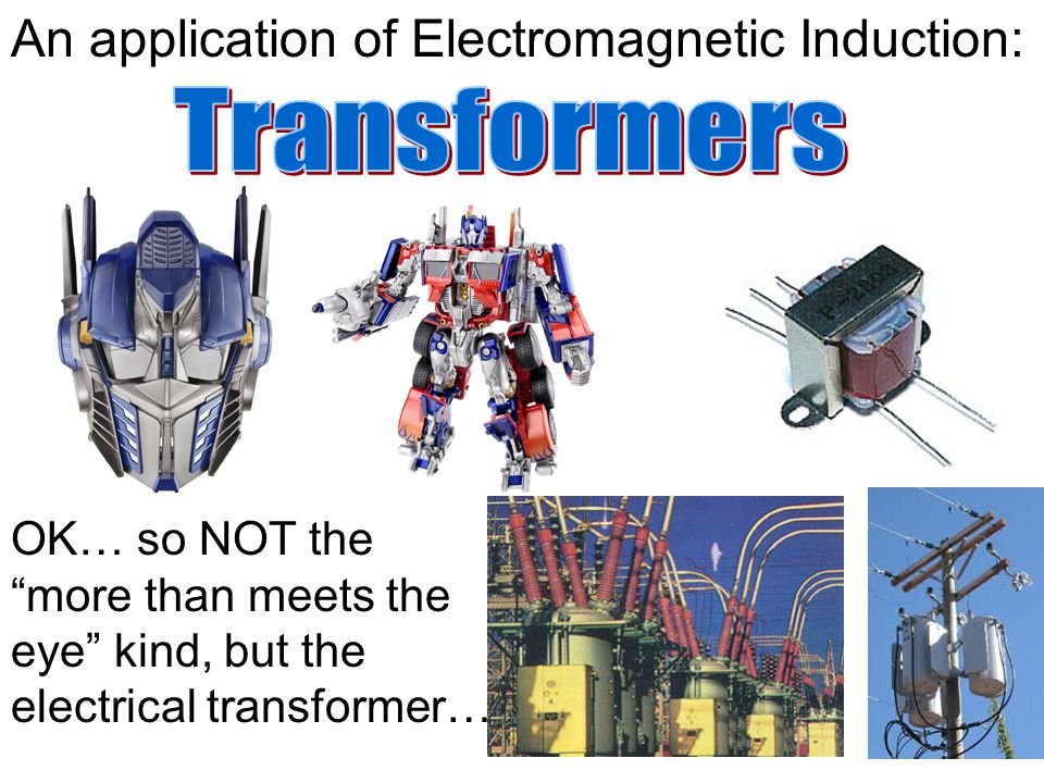 An application of Electromagnetic Induction: