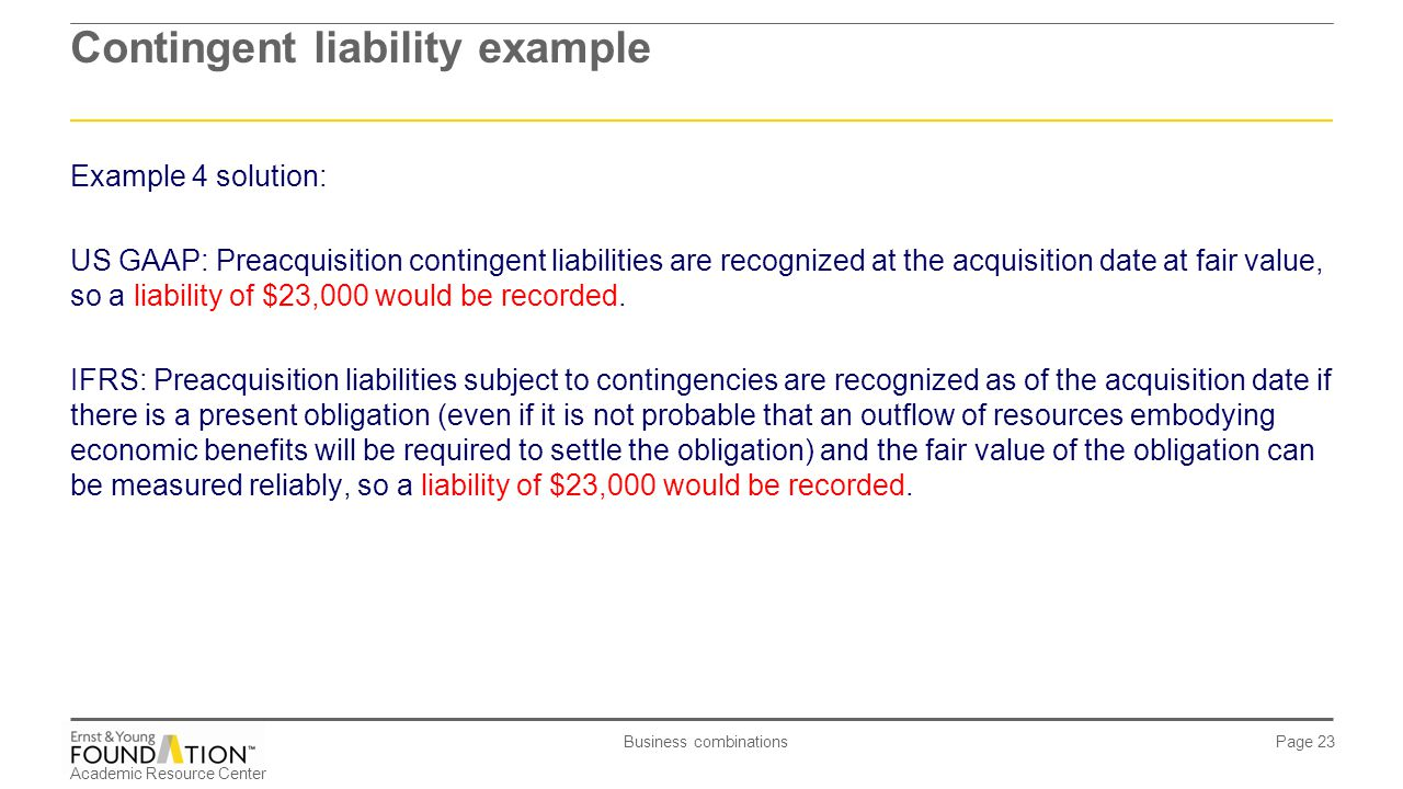contingent liability Contingent liability definition, a liability dependent upon the occurrence of a  particular event, as default by the maker of a guaranteed loan see more.