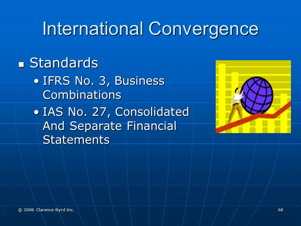 International Convergence