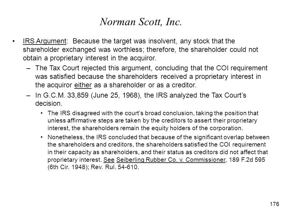 Norman Scott, Inc.