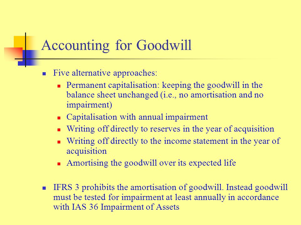 http://slideplayer.com/4260615/14/images/19/Accounting+for+Goodwill.jpg