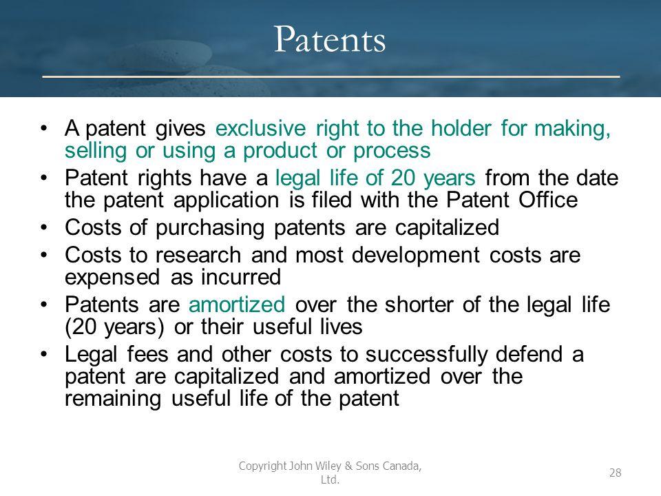 Copyright John Wiley & Sons Canada, Ltd.
