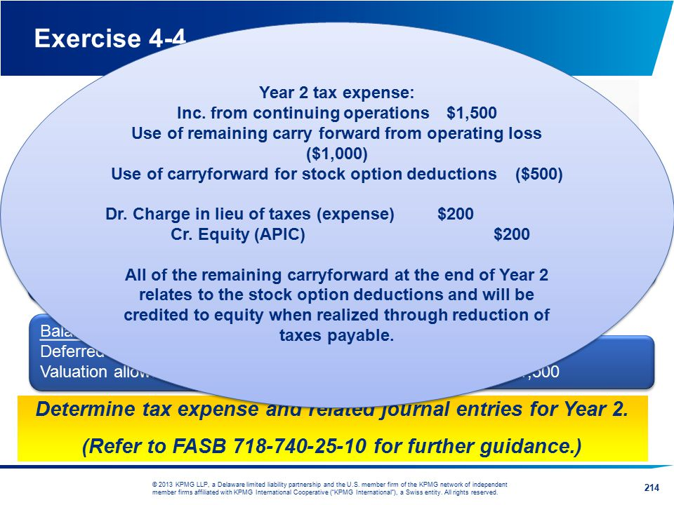 Exercise 4-4 Pharma Corp: