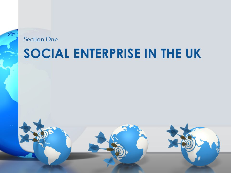 social enterprise in the uk