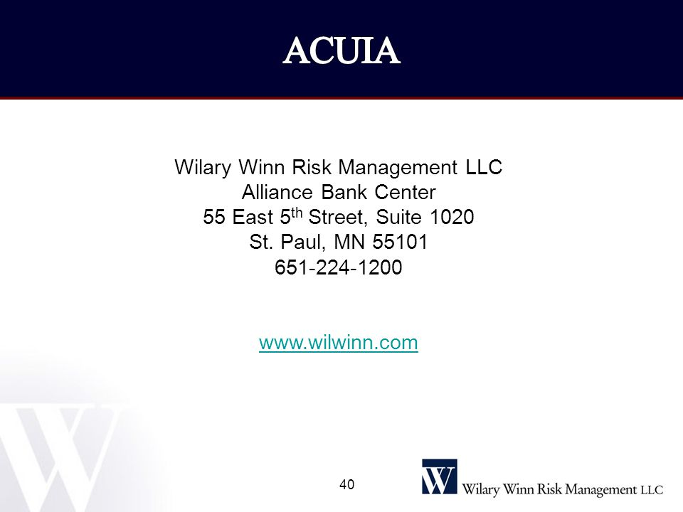 Wilary Winn Risk Management LLC