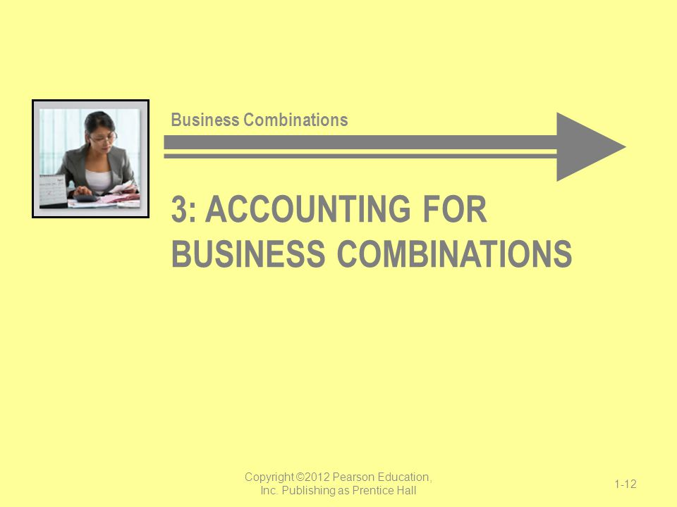 3: Accounting for Business Combinations