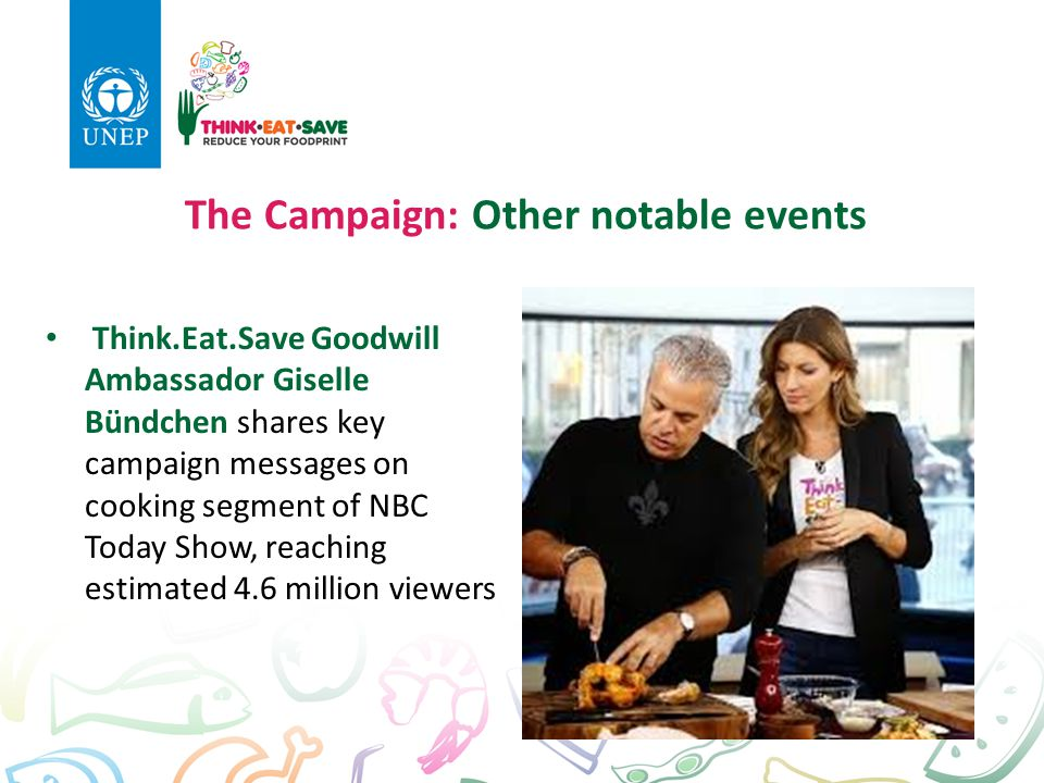 The Campaign: Other notable events