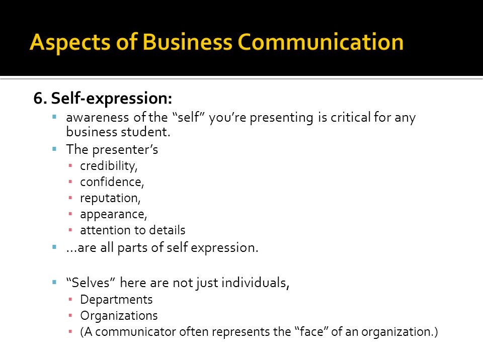 legal aspects of business communication