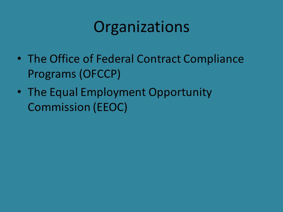 EEO-1 Frequently Asked Questions and Answers