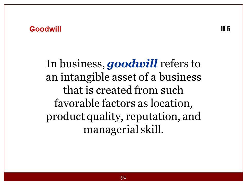 Goodwill 10-5.